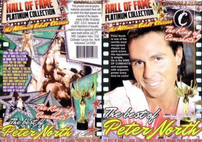 Caballero Hall of Fame Best of Peter North