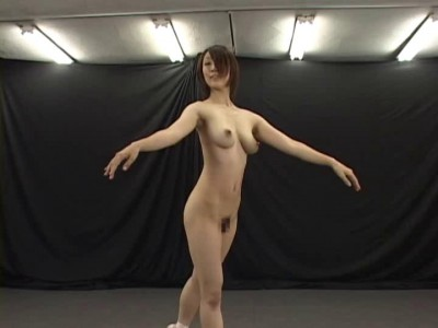 Tatibana Hisami – Nude Lactating Ballet Dancer