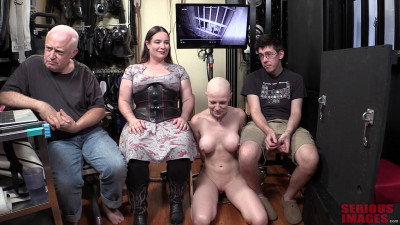 Seriousimegesbondage – 48 hours in solitary confinement – part2 of2