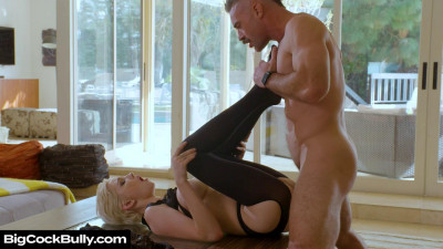 Skye Blue Takes A Trip To Her Fiances Ex-Bosses House 720p