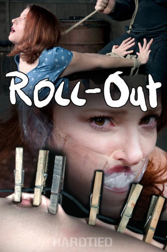Roll-out - humiliation, tied, bdsm, see how