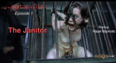 Hybristophilia  Episode 1 – The Janitor  Hazel Hypnotic