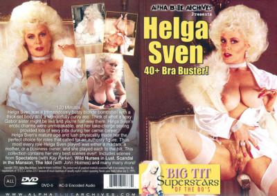 Description Helga Sven: 40+ Bra Buster