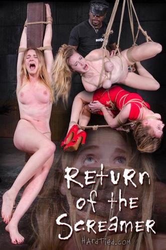 Ashley Lane Return of the Screamer - humiliation, watch, bdsm, new