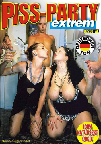 Piss Party extrem