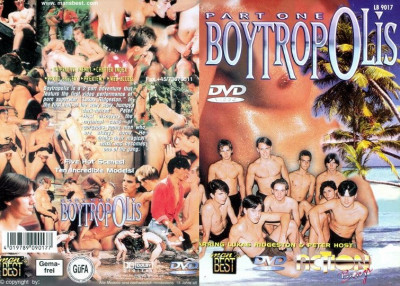 Bareback Boytropolis Part One (1993) — George Duroy, Peter Host, H. Fischer