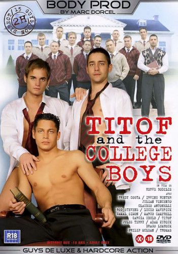 Titof And The College Boys - Titof, Andrew Moretti, Lucio Maverick