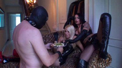 Cbt With 2 Ladies