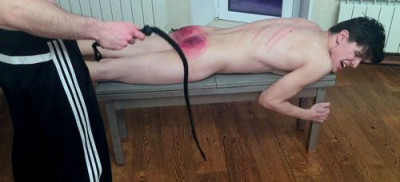 Body Rent – Back Whipping For Tim