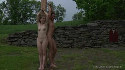 Wenona And Mattie Borders Teamwork (2013)