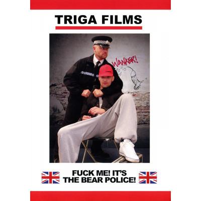 Triga - Fuck Me!It's the Bear Police!- Extra Helmets Edition