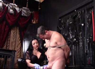 slave file (No Relief without My Strapon).