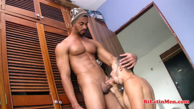 "New Exclusiv collection 50 Best Clips ""BiLatinMen"". Part 4."