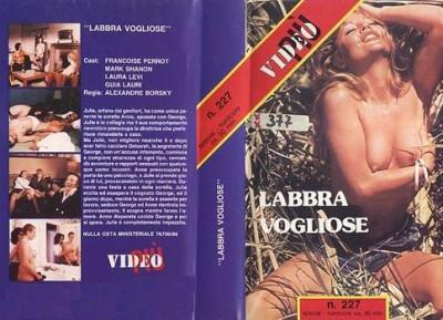 Description Labbra Vogliose(Desirous Lips)- Laura Levi, Guia Lauri Filzi(1981)