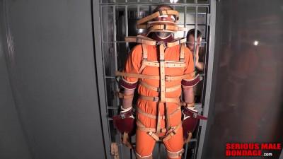 Jail Door Bondage