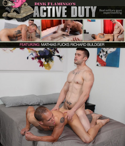 Active Duty — Mathias & Richard Buldger 720p