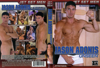 Description Jason Adonis: Unseen