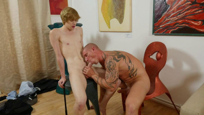 Randy Blue – Max Born barebacks Johannes Lars 720p