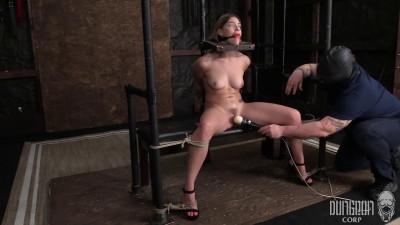 Vibrator Torment – Leah Lea
