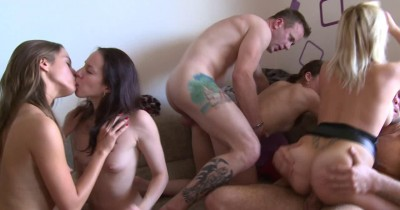 Home Orgy 9 Part 3
