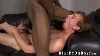 Blacks On Boys — Kyle Powers