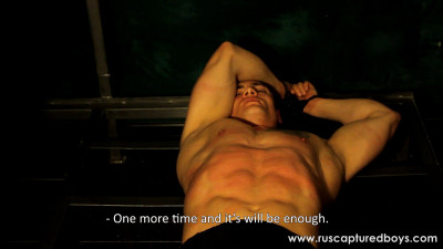 Bodybuilder Vasily in Jail - Final Part