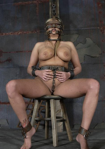 Sasha Sparks - Most sexual slave in BDSM