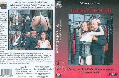 Tears of a Domme Volume 825