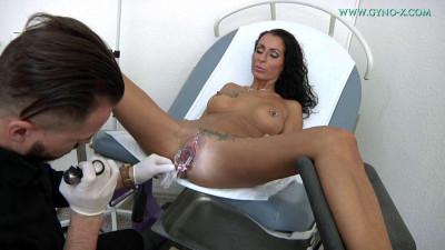 Valentina Sierra 42 years woman gyno exam (2019)