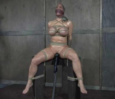 Extreme sexual bondage