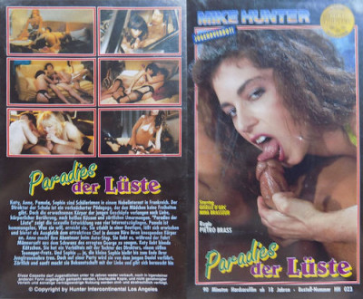 Description Paradies Der Luste (1979) - Cathy Stewart, France Lomay, Valerie Martin