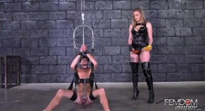 Giselle Palmer – Destroyed Perfect Slut-Hole
