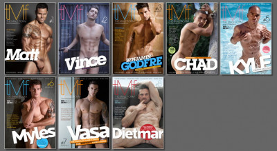 The Male Form Magazine Issue 1-8