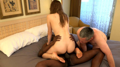 Kasey Warner Found Cock (men, black cock, real, spa)