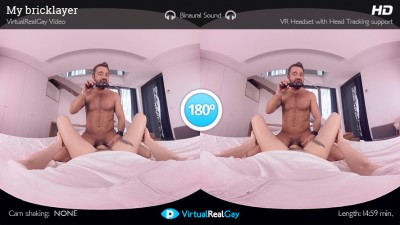 Virtual Real Gay — My Bricklayer