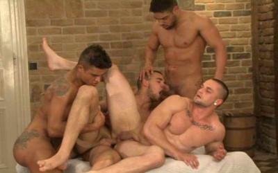 Amazing Orgy In Prague
