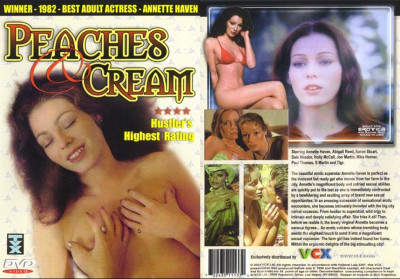 Description Peaches And Cream - Annette Haven, Abigail Reed, Holly McCall (1981)