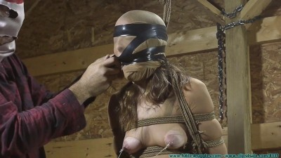 Rachel Rides the Pony After being Crotch Chained 4 part