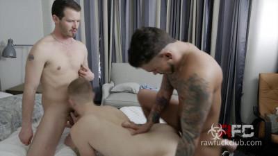 Description Raw Fuck Club - Seth Knight, Asher Devin and Zach Covington