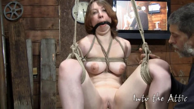 Hard bondage, suspension and torture for very sexy bitch part2 HD 1080p
