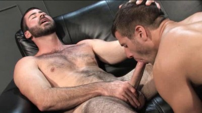 Hard Friction With Huge Dicks