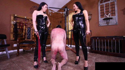 Breaking Slave part 23 (domination, pale, three)!