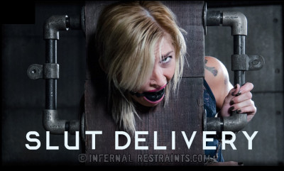 Description Kleio Valentien - Slut Delivery