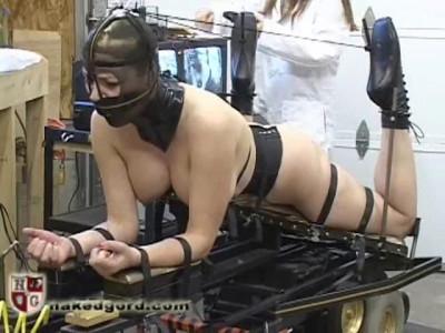 HouseofGord BDSM Latex-Ruber Bondage – Pt 3