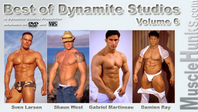 MuscleHunks — Best of Dynamite Vol.6