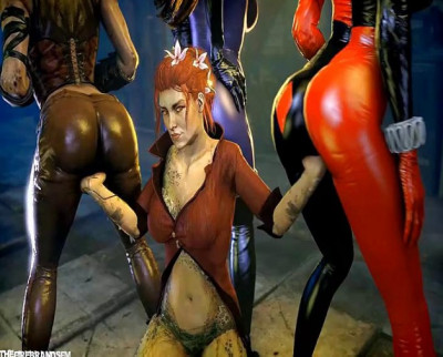 Harley Quinn In Fuck Collection Part 2