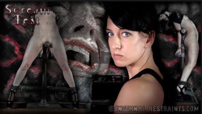 Scream Test Part 1 - Elise Graves
