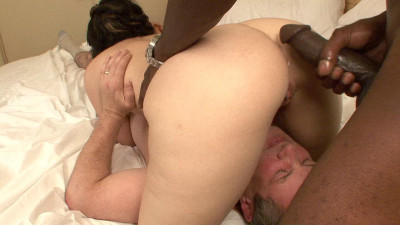 Montana Skye Man Are Good For One Thing - white, tiny, lick