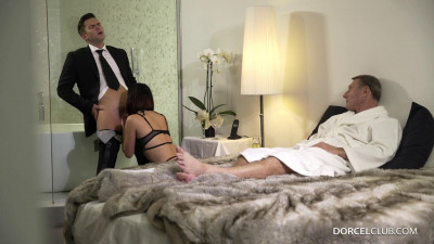 ines lenvin sodomized in front of her husband 2016
