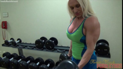 Female Muscle Cougars And Muscle Porn part 27